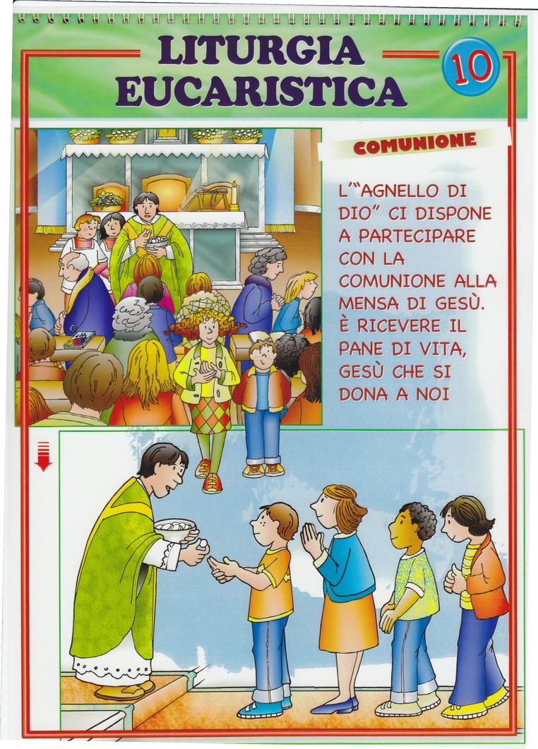 Come Servire La Messa.4 Ti Spiego La Messa Elledici