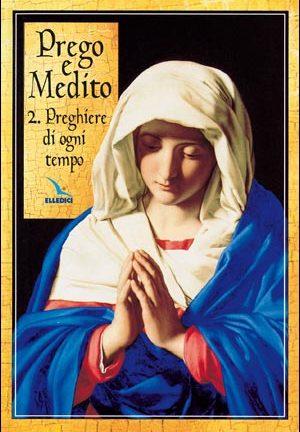 Prego e medito