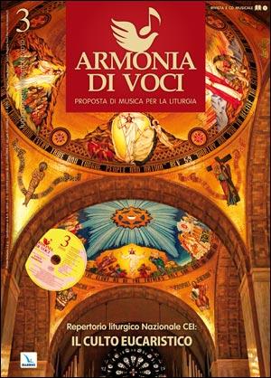 Repertorio liturgico nazionale Cei: il culto eucaristico