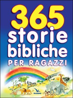 365 storie bibliche per ragazzi