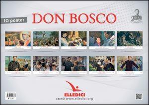 10 poster Don Bosco