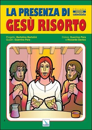 La Presenza di Gesù risorto (poster)