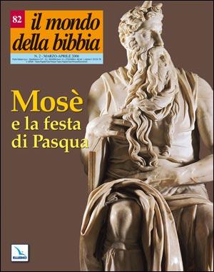 Mosè e la festa di Pasqua