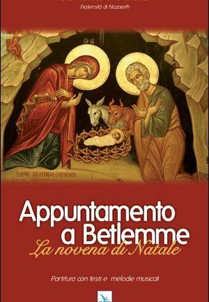 Appuntamento a Betlemme. Libretto