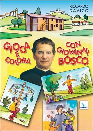 Gioca e colora con Giovanni Bosco