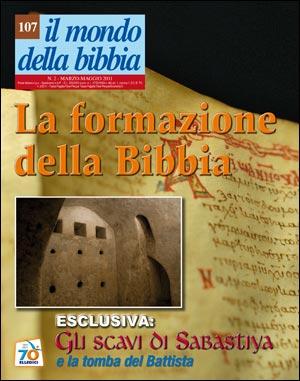 La Formazione della Bibbia