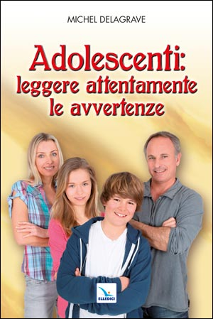 Adolescenti: leggere attentamente le avvertenze