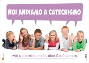 Noi andiamo a catechismo (poster)