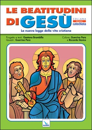 Le Beatitudini di Gesù (poster)
