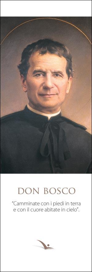 Segnalibro Don Bosco - 5 - Confezione da 100 pezzi
