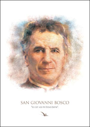 Cartolina Don Bosco - 9 - Confezione da 100 pezzi