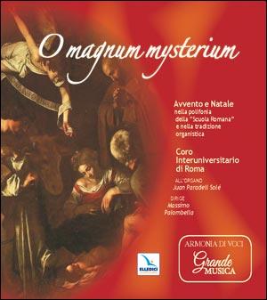 O magnum mysterium. Cd musicale