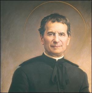 Don Bosco. Poster