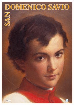 San Domenico Savio. Poster