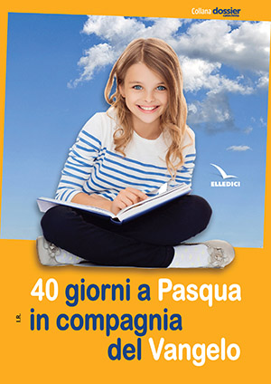 40 giorni a Pasqua in compagnia del Vangelo (poster)