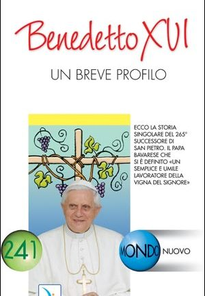 Benedetto XVI. Un breve profilo