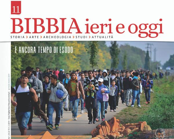 """Intervista a don Emilio Salvatore, nuovo direttore di """"BIBBIA ieri e oggi"""""""