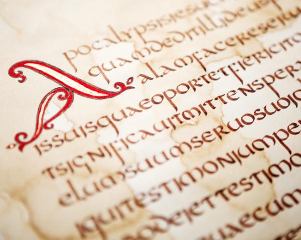Perché ancora la Bibbia? – dentro il testo di Bibbia ieri e oggi