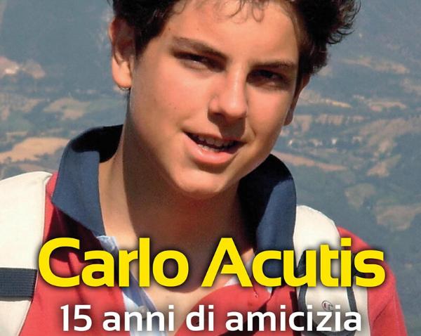 Il nuovo libro Elledici sul giovane Carlo Acutis