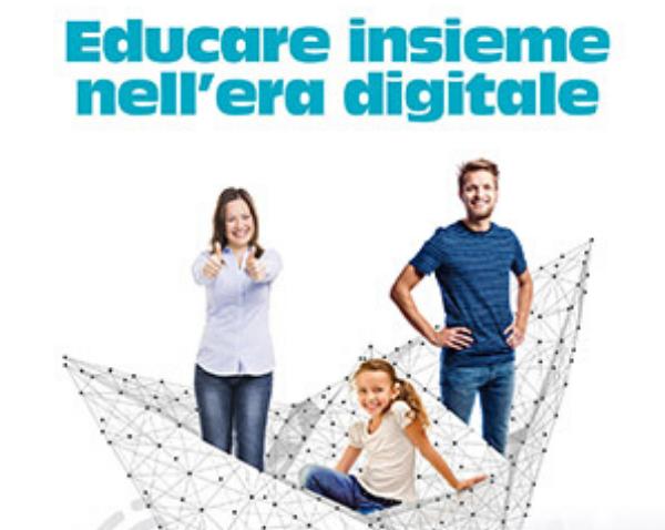 """Recensione del libro """"Educare insieme nell'era digitale"""" di Ricci Alessandro e Zbigniew Formella"""